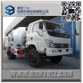 6 Wheeler Forland 5 M3 Right Hand Drive Mixer Truck