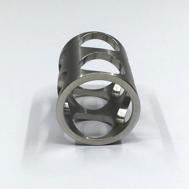 machined stainless steel bushings