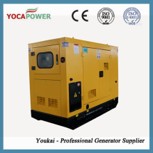 15kVA Portable Soundproof Small Diesel Engine Electric Generator Power Generation