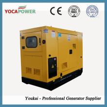 15kVA Портативный звукоизоляционный малогабаритный дизельный двигатель Генераторная мощность