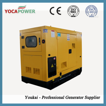 15kVA tragbare schalldichte kleine Diesel-Motor Elektrische Generator Stromerzeugung