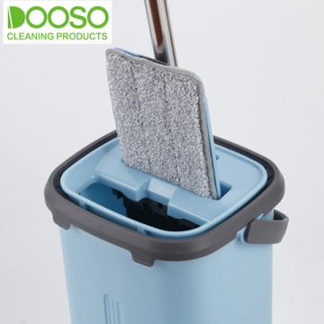 Flat Mop with Squeeze Bucket Flat Mop DS-343