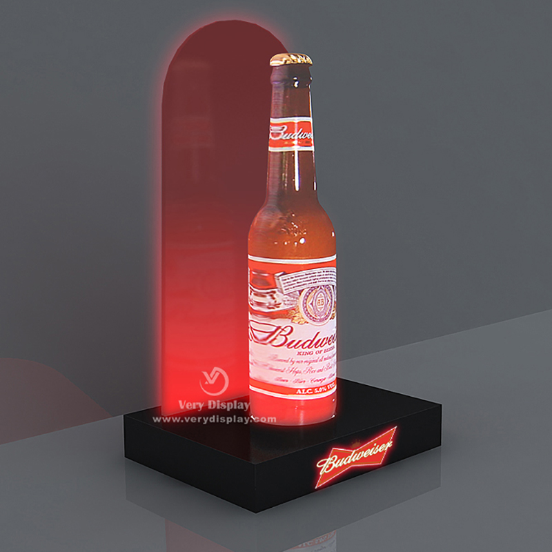 Budweriser Beer Bottle Glorifier