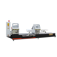 Double-Head Precision Cutting Saw Ljz2-500X4200-CNG / Door Window Making Machine / Window Frame Cutting Saw