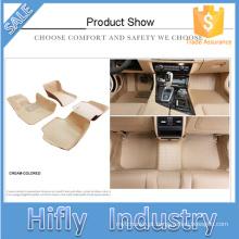HF-XPE alta qualidade XPE / PVC carro tapete Anti deslizamento carro piso esteira borracha gato pé tapete