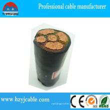 0.6 / 1kv XLPE Isoliertes Stahlband Gepanzertes Stromkabel von der Herstellung