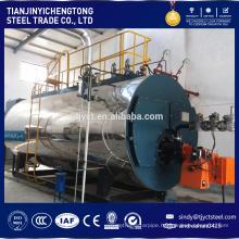 design oil steam boiler condensing gas-fired steam boiler 20t/h