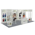 Oferta da Detian 10x20ft stand de feiras com design livre