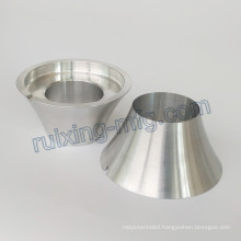 CNC Machining Aluminum Spare Part for Rotate Cover
