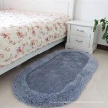 The Oval Plain Filaments Carpet