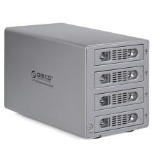 """ORICO 3549SUSJ3 Caixa de disco rígido SATA de 3.5 """"3.5"""" USB3.0 & e-SATA Interface dupla"""