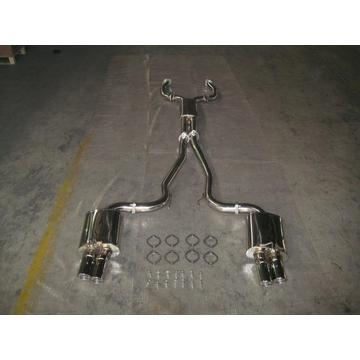 "3 ""V Band Sedan Exhaust System"