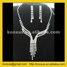Novo conjunto de jóias de moda design feito na China