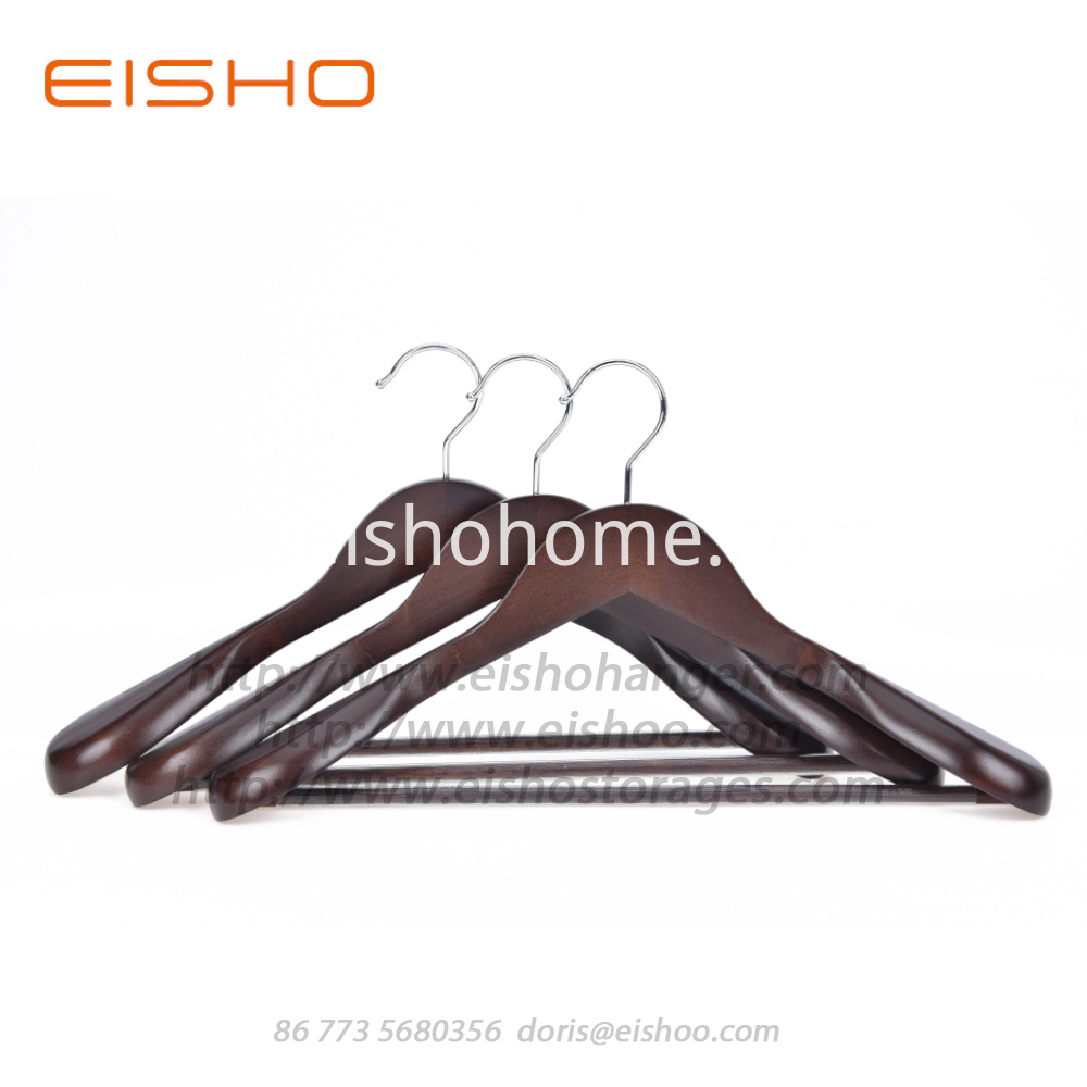 Mc041 Wooden Suit Hanger 1