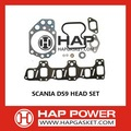 سلسلة Scania 92 H / 245 Gasket Set HL 605