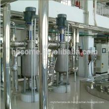 30T / H, 45T / H Schlüsselfertige Projekte / Mittlere Skala Palmöl-Raffinierungsmaschinerie