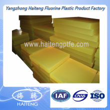 Light Yellow Polyurethane (PU) Sheet
