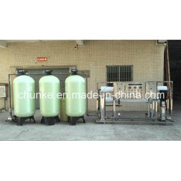 4000 л/ч для морской воды с системой RO завода водоочистки