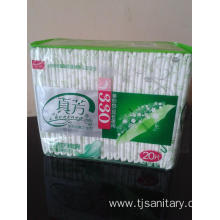 Thin Sanitary Napkins with Customer Logo