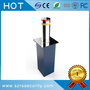 Protective Fixed Parking Automatic Rising Bollard System