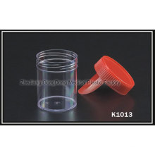 CE and FDA Certificated 60ml Stool Container with Stick