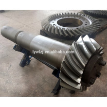 OEM High Precision Worm Drive Shaft for Gearbox