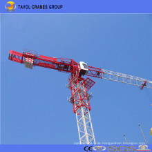 10-Tonnen-Modell 6515 Topless Tower Crane Construction Tower Cranes