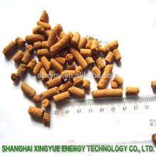 Производитель гранулированного сорбента используют оксид железа серы катализатора