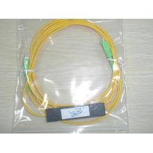 1*2 -Optical Ratio 50: 50 Fused Optical Couler /Splitter