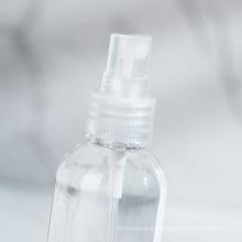 Garrafa de perfume plástica do espaço livre da garrafa do pulverizador do animal de estimação 100ml