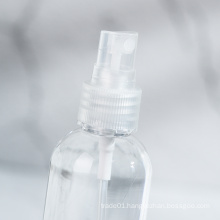 100ml Pet Plastic Spray Bottle Clear Perfume Bottle