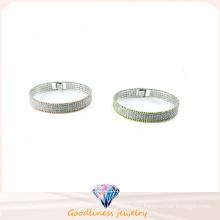 Hot Sale Fashion Lady 925 Silver Bangle (G41256)