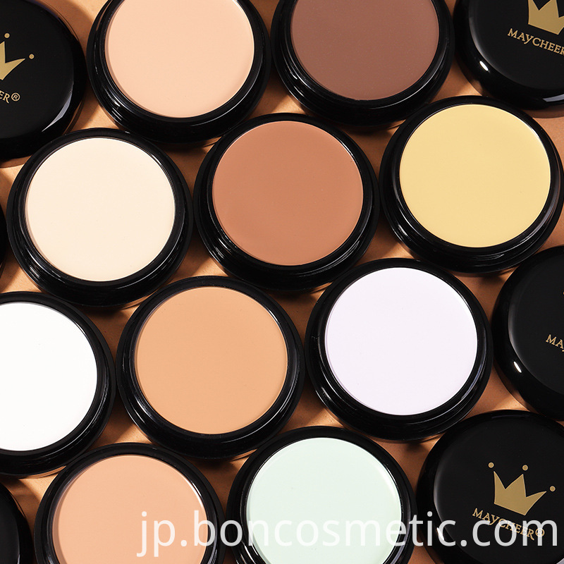 Concealer Foundation Cream