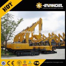 21.5 toneladas Excavadora de orugas XE215C Buena calidad