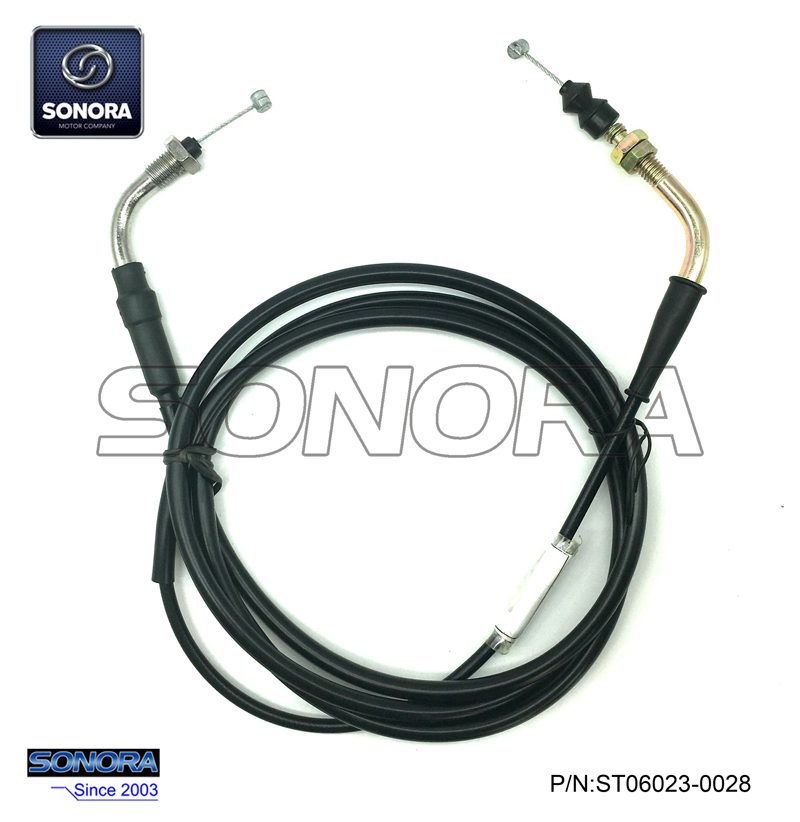 Benzhou Scooter Throttle Cable