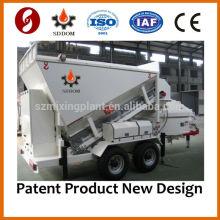 Mini Mobile Equipamento para fabricação de dormentes de concreto equipamentos para pré-moldados MB1200