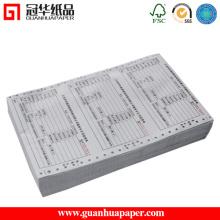 Fournitures de bureau Papier d'ordinateur continu