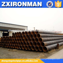 spiral welded steel pipe/SSAW steel pipe
