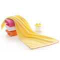 Royal Cotton Yellow Towels di Plain Colors