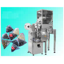 Triangle Tea Pack filling and sealing machine