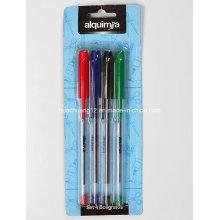 4PCS Ball Pen Stationery Set Au125