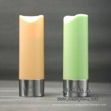 Caso colorido lindo lápiz labial