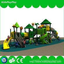 Wenzhou benutzte Kinderschulen-Spielplatz-Dia-Ausrüstung mit Schwingen