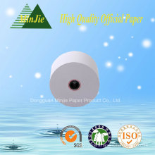 80GSM White Color and A4 Size Copy Paper Type Jumbo Paper Rolls