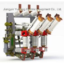 Power Distribution Net with Hv Switchgear-Yfzrn21-12D/T125-31.5