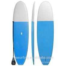 cheap EPS epoxy resin Versa Paddle Board Blue ultra sport surfboard