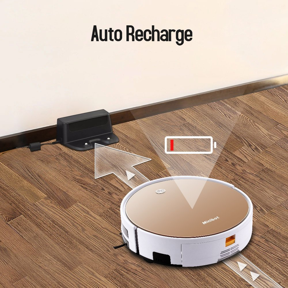 Big Suction Vacuum Smart Robot Cleaner 2