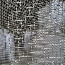Mesh Wire Crimped Woven Galvanized