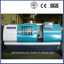 Ck500 Torno CNC de Servo Motorizado de Cama de Alta Precisão