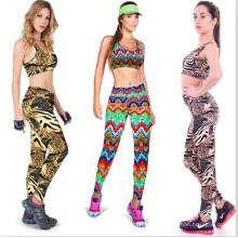 2015 New Fashion Women Sport Yoga Pants and Bras (46897)